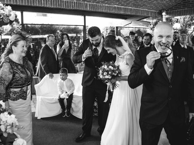 La boda de Juan y Silvia en Alcalá De Henares, Madrid 48