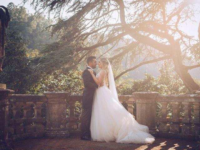 La boda de Irina y Jaime