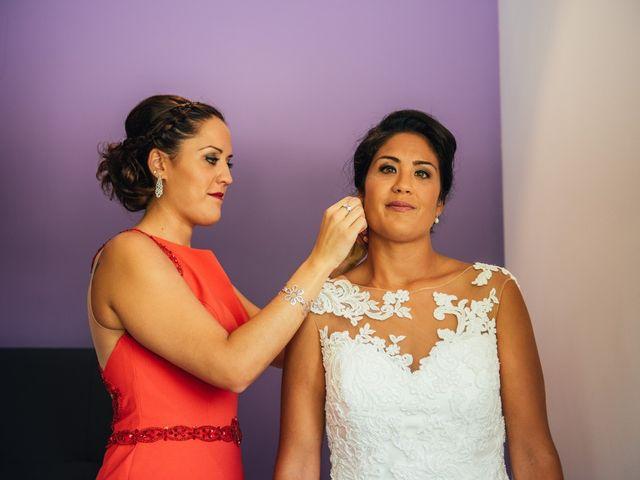 La boda de Rubén y Alba en Huete, Cuenca 7