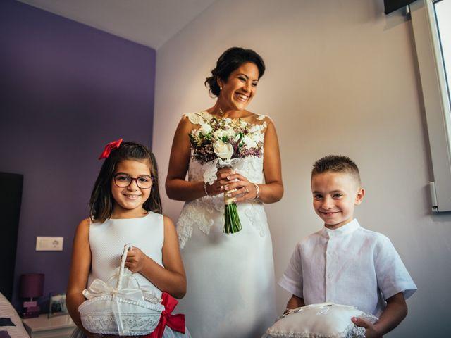 La boda de Rubén y Alba en Huete, Cuenca 11