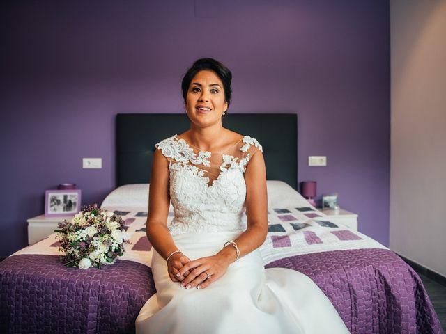 La boda de Rubén y Alba en Huete, Cuenca 13