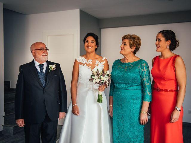 La boda de Rubén y Alba en Huete, Cuenca 15