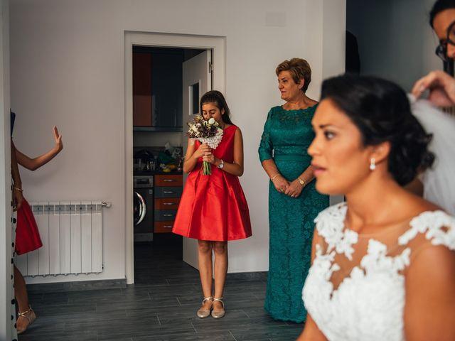 La boda de Rubén y Alba en Huete, Cuenca 16