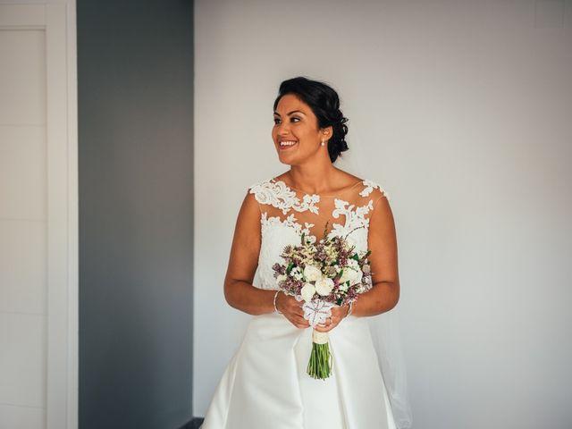 La boda de Rubén y Alba en Huete, Cuenca 17