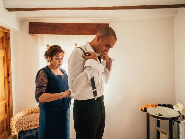 La boda de Rubén y Alba en Huete, Cuenca 19