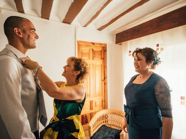 La boda de Rubén y Alba en Huete, Cuenca 20