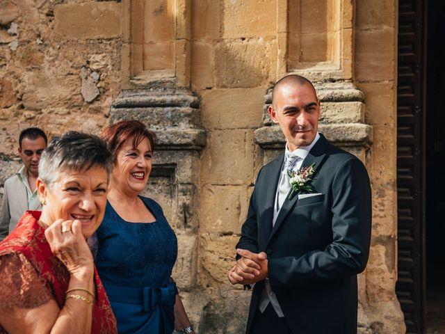 La boda de Rubén y Alba en Huete, Cuenca 27