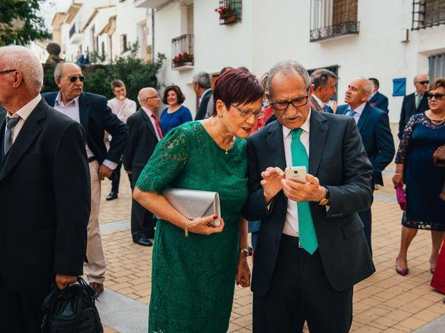 La boda de Rubén y Alba en Huete, Cuenca 28