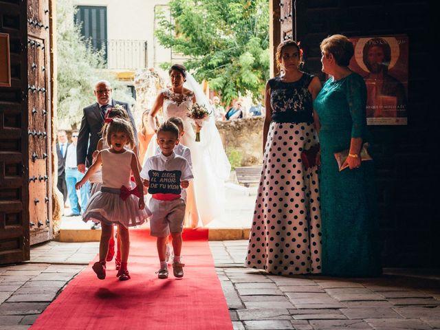 La boda de Rubén y Alba en Huete, Cuenca 30