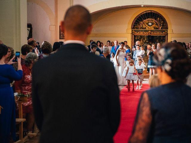 La boda de Rubén y Alba en Huete, Cuenca 31