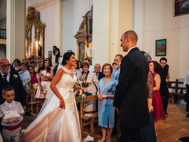 La boda de Rubén y Alba en Huete, Cuenca 32