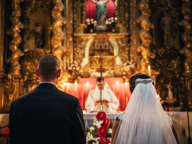 La boda de Rubén y Alba en Huete, Cuenca 33