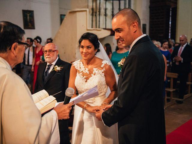 La boda de Rubén y Alba en Huete, Cuenca 34