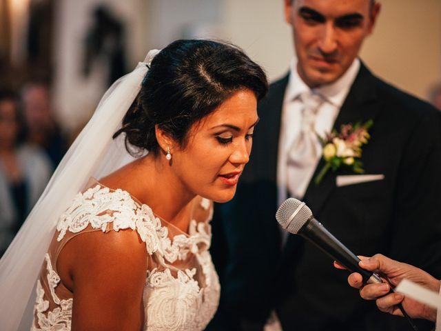 La boda de Rubén y Alba en Huete, Cuenca 35