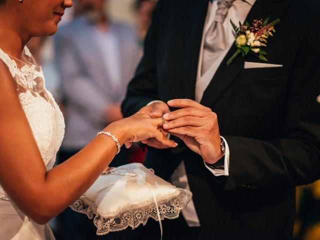 La boda de Rubén y Alba en Huete, Cuenca 36