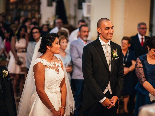 La boda de Rubén y Alba en Huete, Cuenca 37
