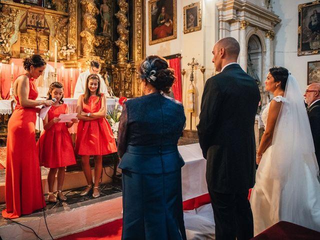 La boda de Rubén y Alba en Huete, Cuenca 38