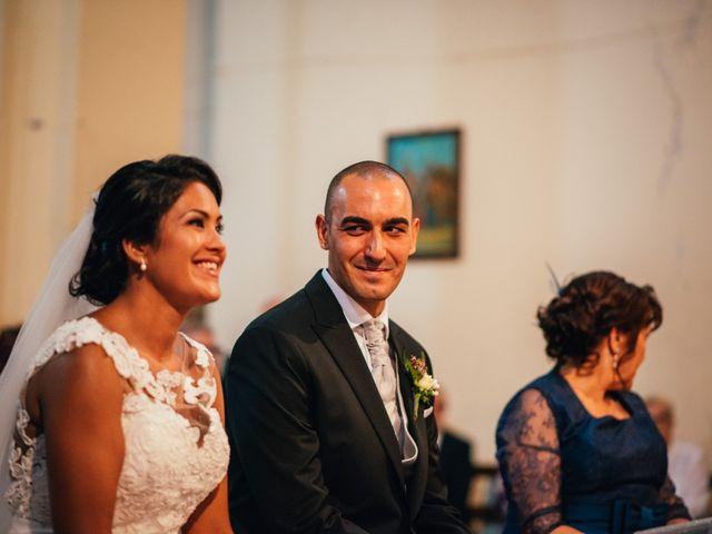 La boda de Rubén y Alba en Huete, Cuenca 39
