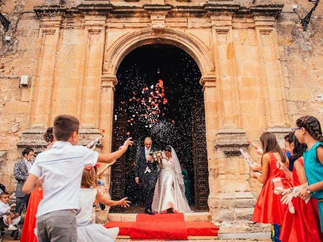 La boda de Rubén y Alba en Huete, Cuenca 40