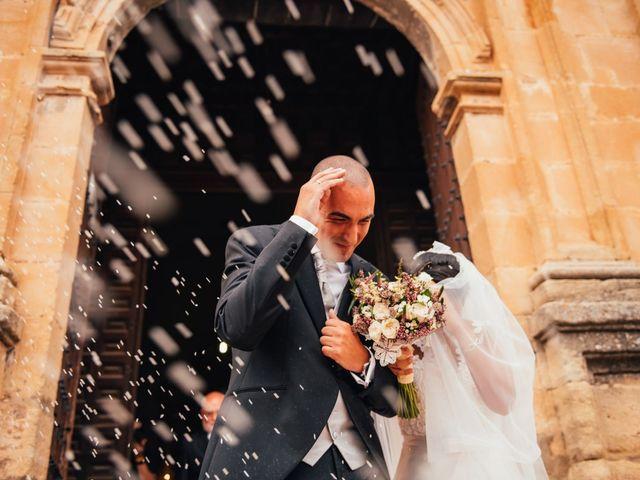 La boda de Rubén y Alba en Huete, Cuenca 2