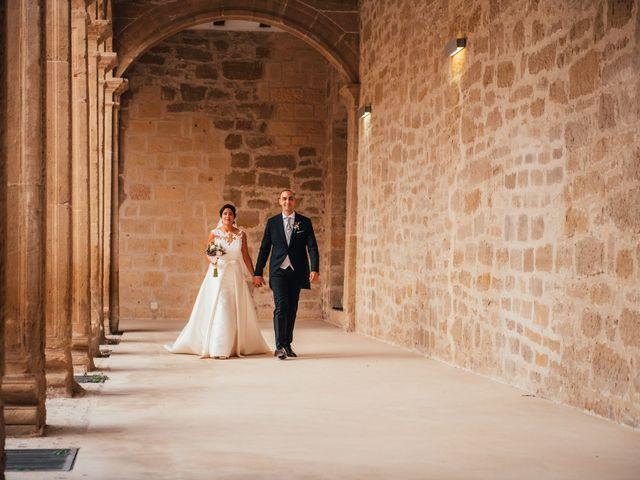 La boda de Rubén y Alba en Huete, Cuenca 42