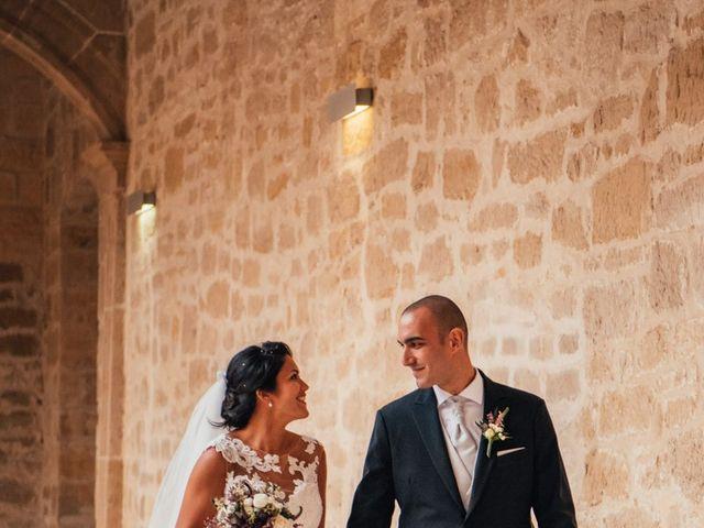 La boda de Rubén y Alba en Huete, Cuenca 43