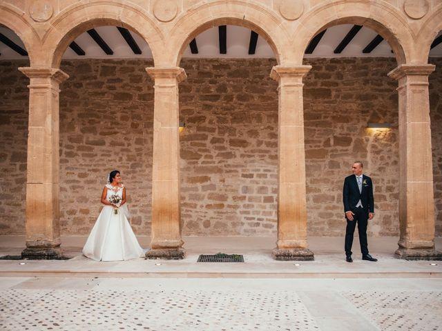 La boda de Rubén y Alba en Huete, Cuenca 44