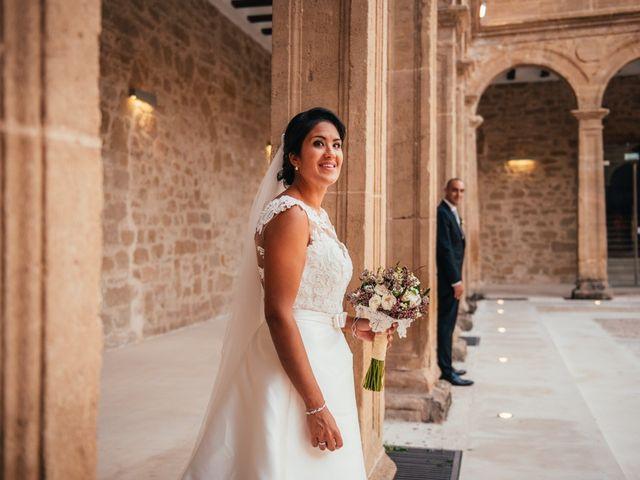 La boda de Rubén y Alba en Huete, Cuenca 45