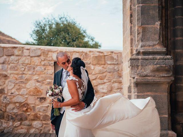 La boda de Rubén y Alba en Huete, Cuenca 49