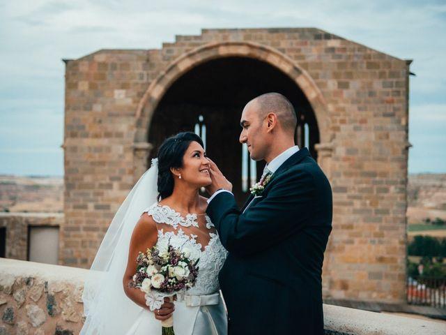 La boda de Rubén y Alba en Huete, Cuenca 54