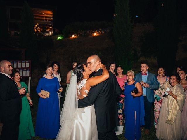 La boda de Rubén y Alba en Huete, Cuenca 55
