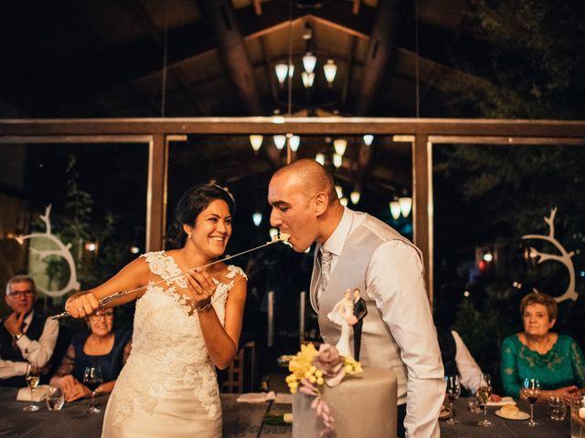 La boda de Rubén y Alba en Huete, Cuenca 57
