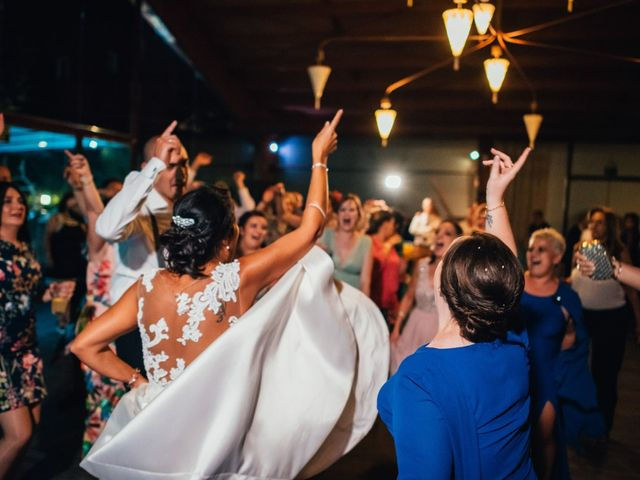 La boda de Rubén y Alba en Huete, Cuenca 63