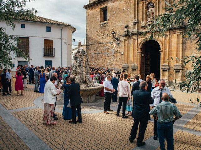 La boda de Rubén y Alba en Huete, Cuenca 64