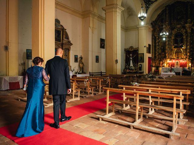 La boda de Rubén y Alba en Huete, Cuenca 65