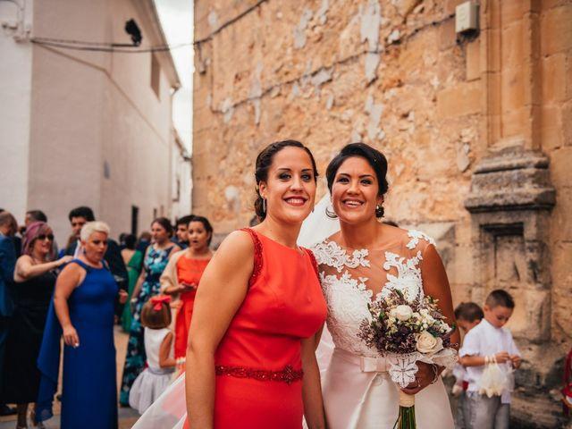 La boda de Rubén y Alba en Huete, Cuenca 70