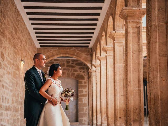 La boda de Rubén y Alba en Huete, Cuenca 71