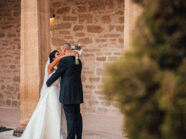 La boda de Rubén y Alba en Huete, Cuenca 72