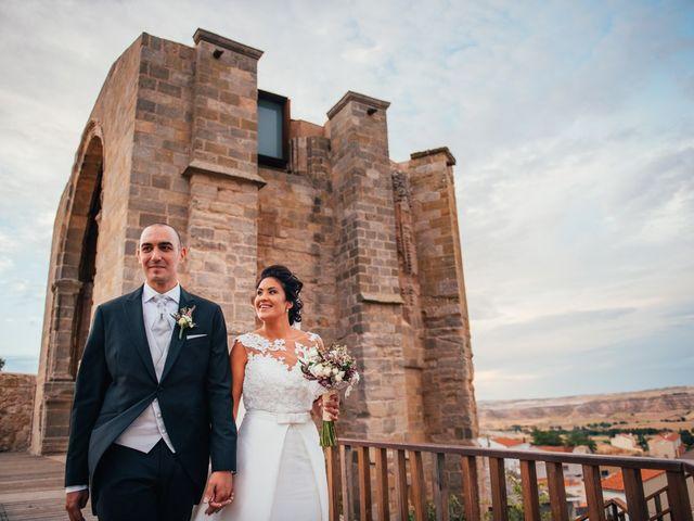 La boda de Rubén y Alba en Huete, Cuenca 74