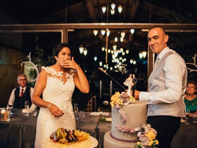 La boda de Rubén y Alba en Huete, Cuenca 75