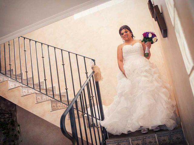 La boda de Javi y Eva en Castelló/castellón De La Plana, Castellón 16