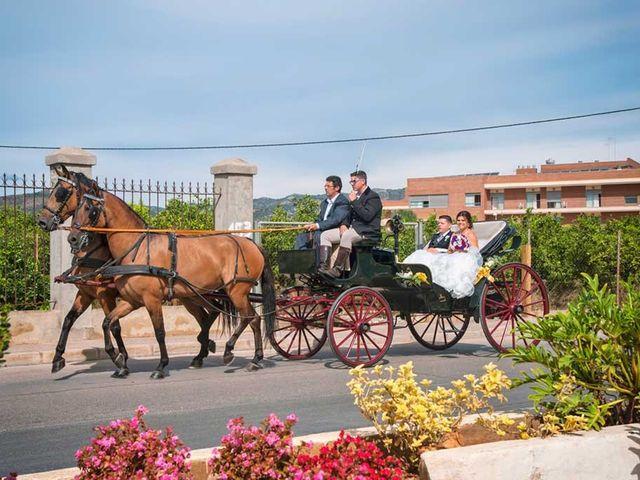 La boda de Javi y Eva en Castelló/castellón De La Plana, Castellón 18