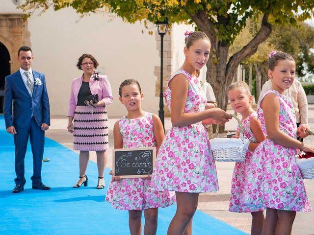 La boda de Javi y Eva en Castelló/castellón De La Plana, Castellón 19