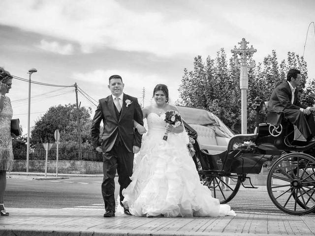 La boda de Javi y Eva en Castelló/castellón De La Plana, Castellón 20