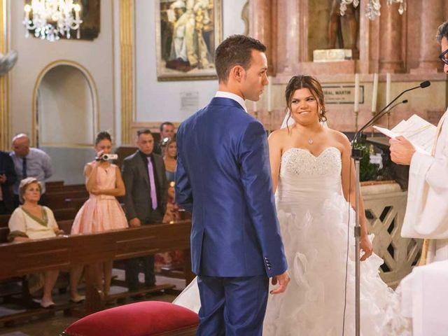 La boda de Javi y Eva en Castelló/castellón De La Plana, Castellón 25