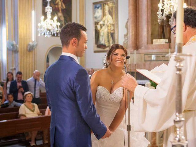 La boda de Javi y Eva en Castelló/castellón De La Plana, Castellón 1