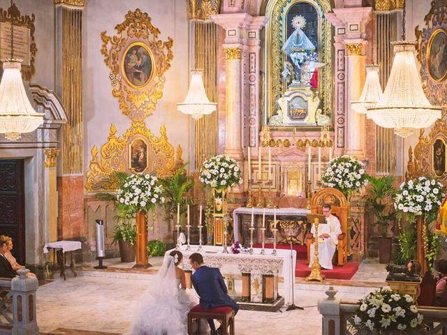 La boda de Javi y Eva en Castelló/castellón De La Plana, Castellón 28
