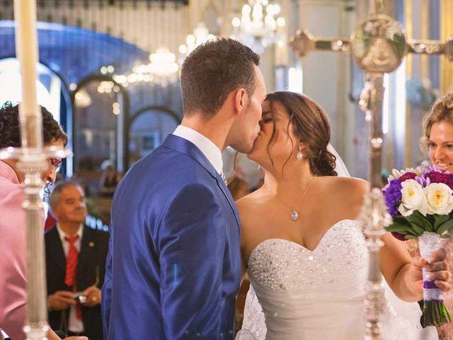 La boda de Javi y Eva en Castelló/castellón De La Plana, Castellón 29
