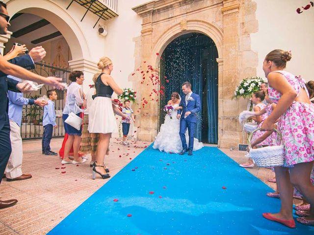 La boda de Javi y Eva en Castelló/castellón De La Plana, Castellón 30