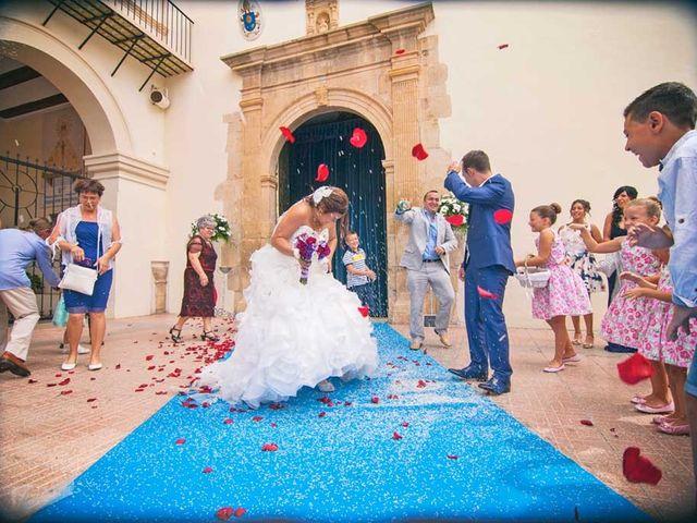 La boda de Javi y Eva en Castelló/castellón De La Plana, Castellón 32
